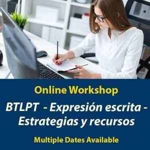 Taller de escritura para el BTLPT