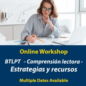 BTLPT Taller de comprension Lectora