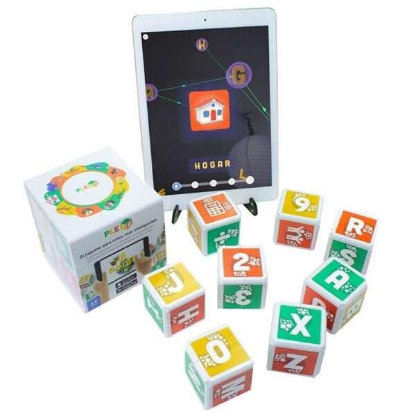 Pleiq Cubes Mix Reality Activity