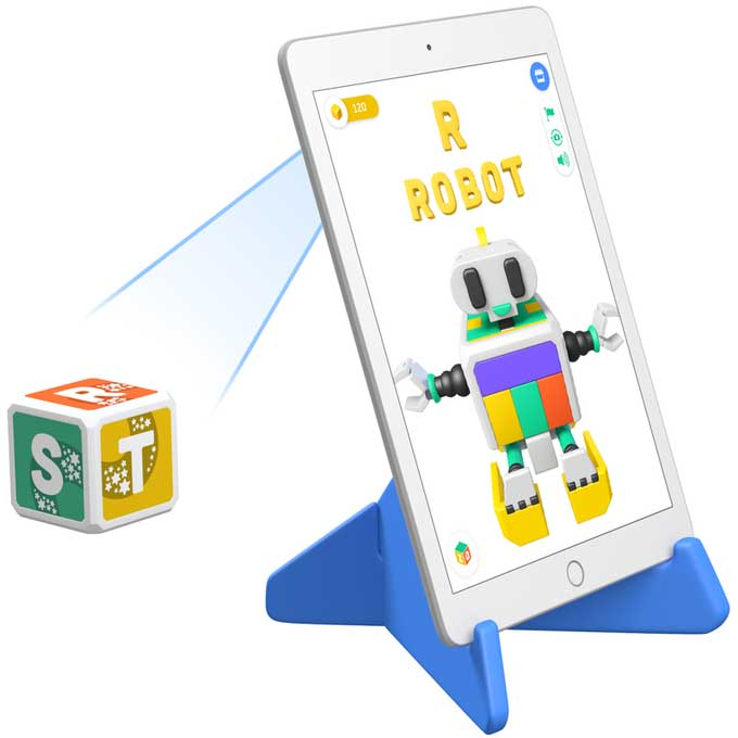 Bilingual App and Smart Cubes App